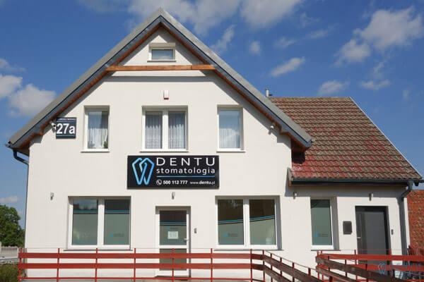 gabinet stomatologiczny jedności narodu - dentu stomatologia
