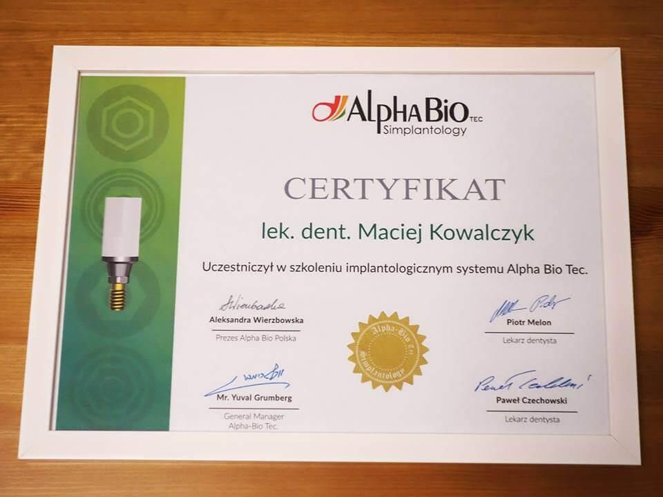 szkolenie alpha bio