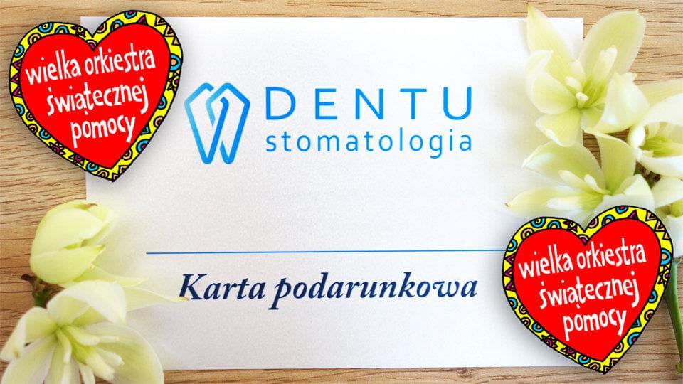 dentu stomatologia gra dla wośp, maciej kowalczyk gra dla wośp