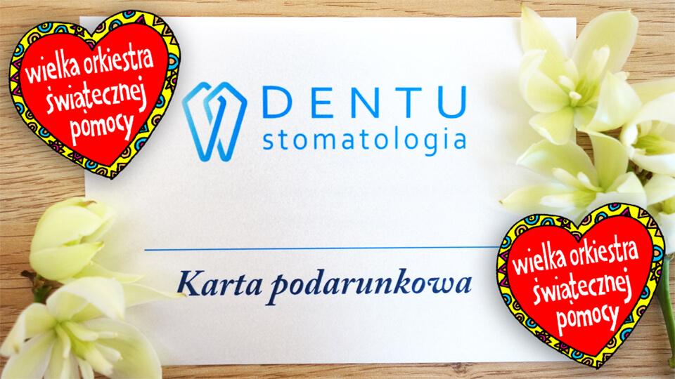 dentu stomatologia dla wosp, w dentu stomatologia gramy dla wośp